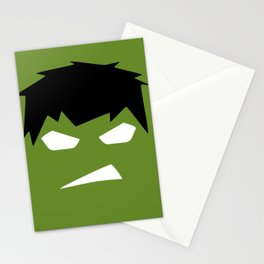 The Hulk Superhero Stationery Cards