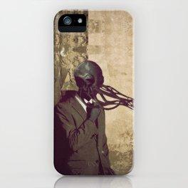 Corporate Cthulhu iPhone Case