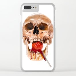 Just as sweet Clear iPhone Case