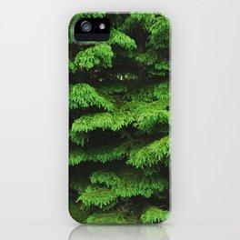 Greenery I iPhone Case