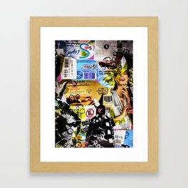 20091214016 Framed Art Print