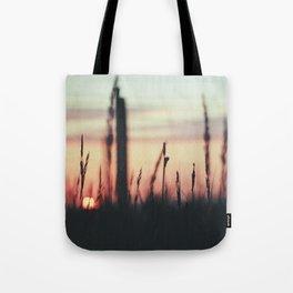 Sunset Calling Tote Bag