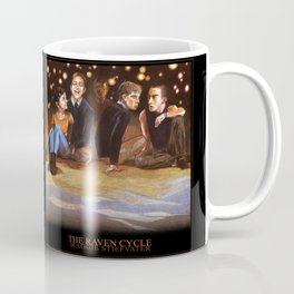 THE RAVEN CYCLE Coffee Mug
