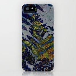 Relics iPhone Case