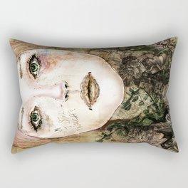 Indelicate Thorns Rectangular Pillow