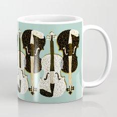 Two Violins Coffee Mug