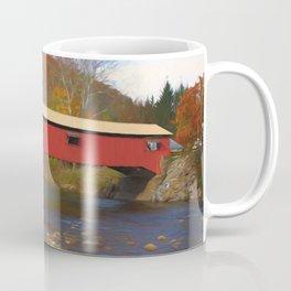 Forksville Covered Bridge Coffee Mug