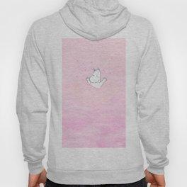 Pink cloud Hoody