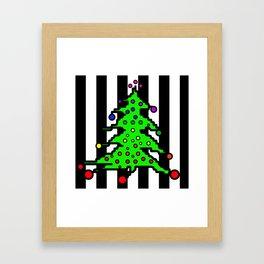 Christmas Tree | I Love Christmas Framed Art Print