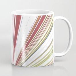 Colorful autumn lines Coffee Mug