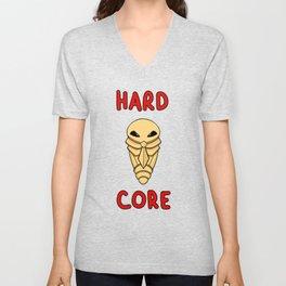 Hard Core Kakuna Unisex V-Neck