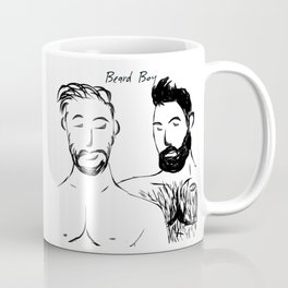 Beard Boys 1 Coffee Mug