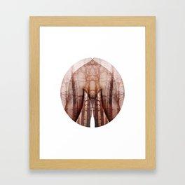 Le Corps Framed Art Print