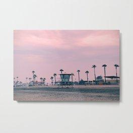 Oceanside, California Metal Print
