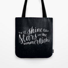 Shine Like Stars - Summer Tote Bag