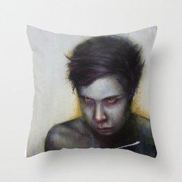 Wrath Throw Pillow