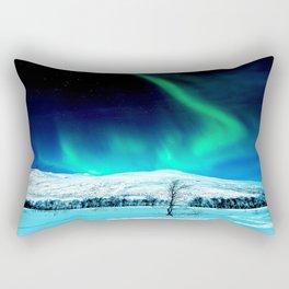 Aurora BorealiS Rectangular Pillow