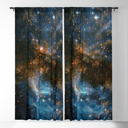 Galaxy Storm Blackout Curtain