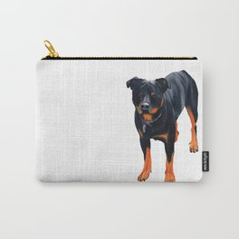 rottweiler Carry-All Pouch