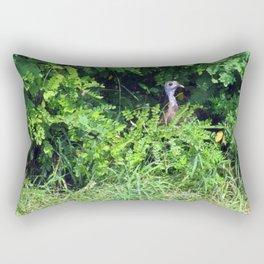 Is It Over Yet? Rectangular Pillow