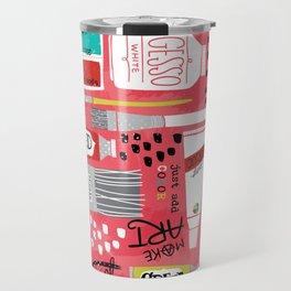 Love to Make Art! Travel Mug