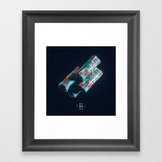 170206 / A.DECO Framed Art Print
