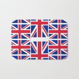 British Flag Bath Mat