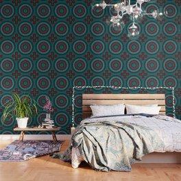 Hippie mandala 35 Wallpaper