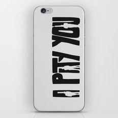I Pity You -Paths of Glory iPhone & iPod Skin