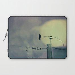 City Crow - Dark Crows Series Laptop Sleeve