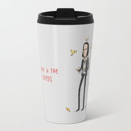 Nick Cave & The Bird Seeds Travel Mug