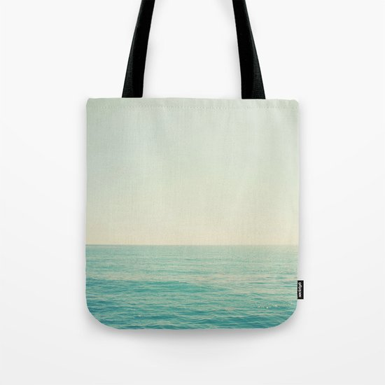 California Ocean Tote Bag