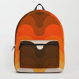 Julio - Golden Backpack