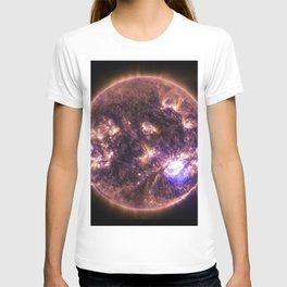 solar flairs T-shirt