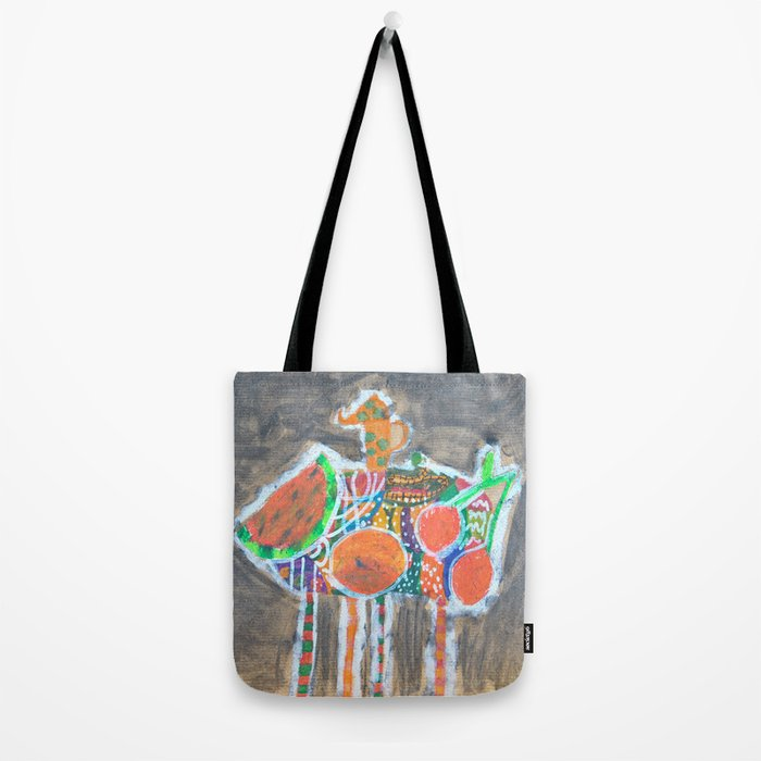 Space Fruits in my Room Tote Bag
