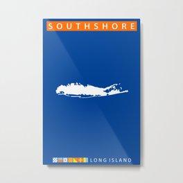 South Shore - Long Island. Metal Print