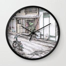 Puerto Plata Wall Clock