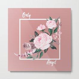 Only Angel Metal Print
