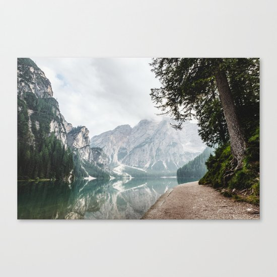 Landscape photography #society6#buyart Canvas Print