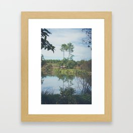 Les Landes (5) Framed Art Print