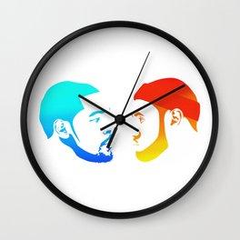 NBA Finals Wall Clock