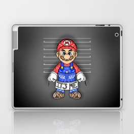 It's ME, Evil Mario !  Laptop & iPad Skin