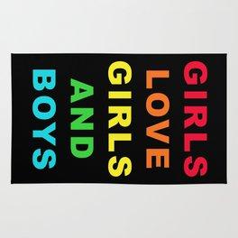 Girls/Girls/Boys Rug