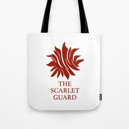 The Scarlet Guard Red Queen Tote Bag
