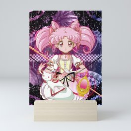 Mahou Shoujo Chibiusa Magica Mini Art Print