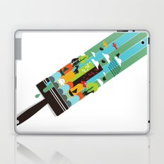 Paint your world Laptop & iPad Skin