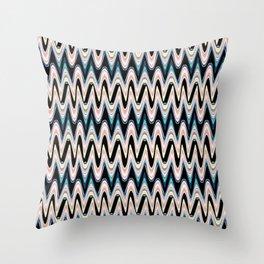 Mountanage Throw Pillow