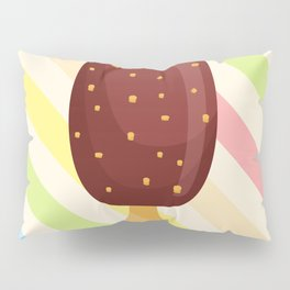 Vintg Ice Cream Pillow Sham