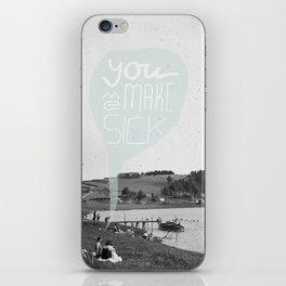 Dispute iPhone Skin
