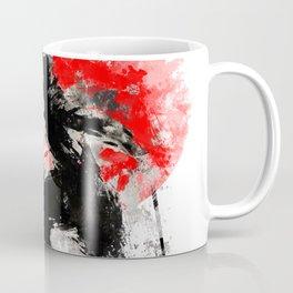 Samurai Duel Coffee Mug